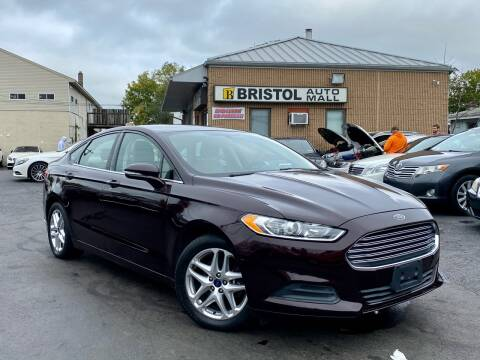 2013 Ford Fusion for sale at Bristol Auto Mall in Levittown PA