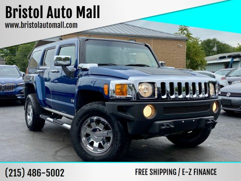 2006 HUMMER H3 for sale at Bristol Auto Mall in Levittown PA
