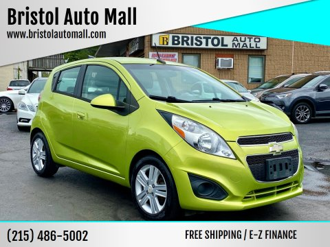 2013 Chevrolet Spark for sale at Bristol Auto Mall in Levittown PA