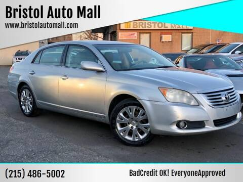 2009 Toyota Avalon for sale at Bristol Auto Mall in Levittown PA