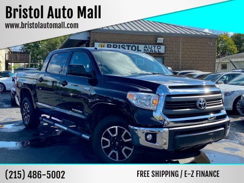 2015 Toyota Tundra for sale at Bristol Auto Mall in Levittown PA