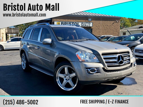2009 Mercedes-Benz GL-Class for sale at Bristol Auto Mall in Levittown PA