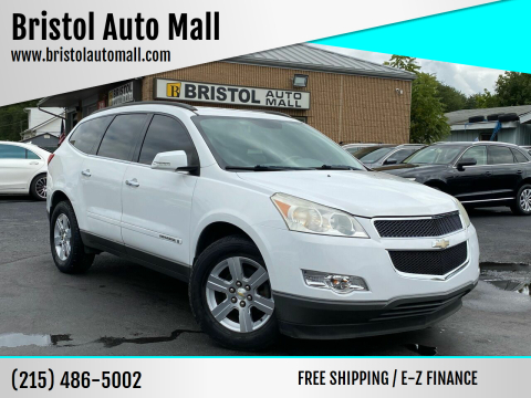 2009 Chevrolet Traverse for sale at Bristol Auto Mall in Levittown PA