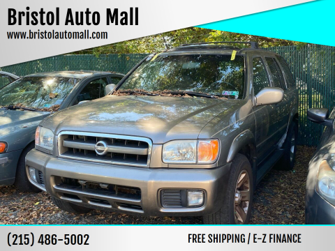 2002 Nissan Pathfinder for sale at Bristol Auto Mall in Levittown PA