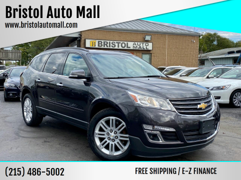 2015 Chevrolet Traverse for sale at Bristol Auto Mall in Levittown PA