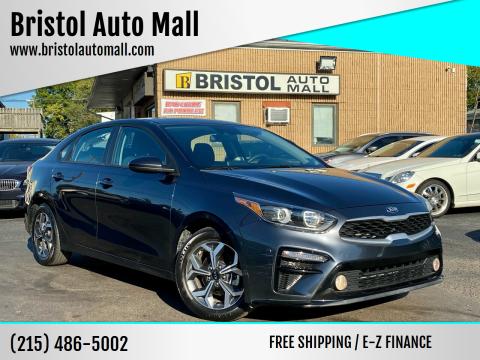 2019 Kia Forte for sale at Bristol Auto Mall in Levittown PA