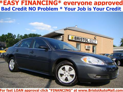 2011 Chevrolet Impala for sale in Levittown, PA