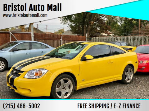 2006 Chevrolet Cobalt for sale at Bristol Auto Mall in Levittown PA