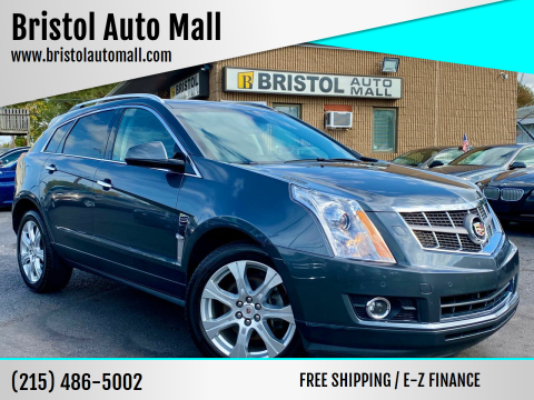 2010 Cadillac SRX for sale at Bristol Auto Mall in Levittown PA