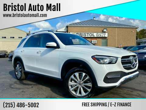 2020 Mercedes-Benz GLE for sale at Bristol Auto Mall in Levittown PA