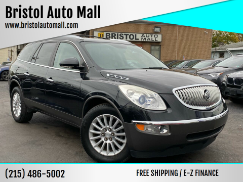 2011 Buick Enclave for sale at Bristol Auto Mall in Levittown PA