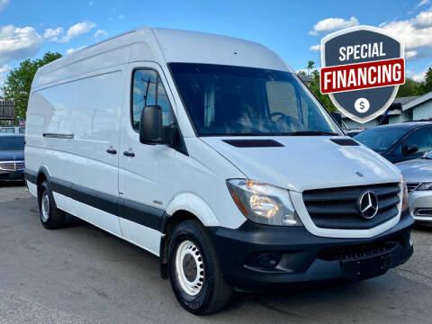 2016 Mercedes-Benz Sprinter Cargo for sale at Bristol Auto Mall in Levittown PA