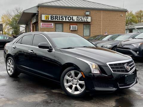 2014 Cadillac ATS for sale at Bristol Auto Mall in Levittown PA