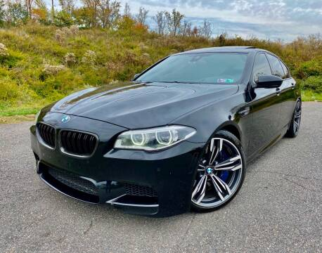 2015 BMW M5 for sale at Bristol Auto Mall in Levittown PA