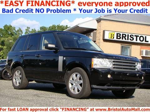 2008 Land Rover Range Rover for sale in Levittown, PA