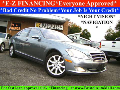 2007 Mercedes-Benz S-Class for sale in Levittown, PA