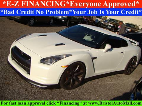 2009 Nissan GT-R for sale at Bristol Auto Mall in Levittown PA