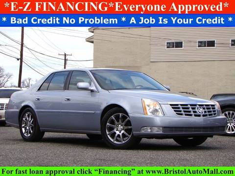 2006 Cadillac DTS for sale in Levittown, PA