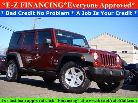 2008 jeep wrangler unlimited for sale in levittown pa. Cars Review. Best American Auto & Cars Review