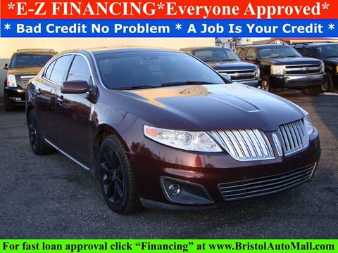 2009 Lincoln MKS for sale in Levittown, PA