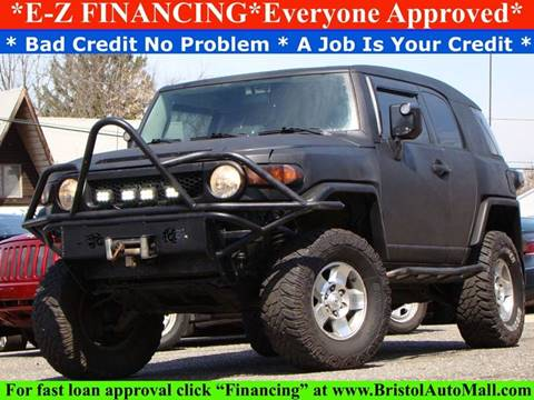 2008 Toyota FJ Cruiser for sale in Levittown, PA