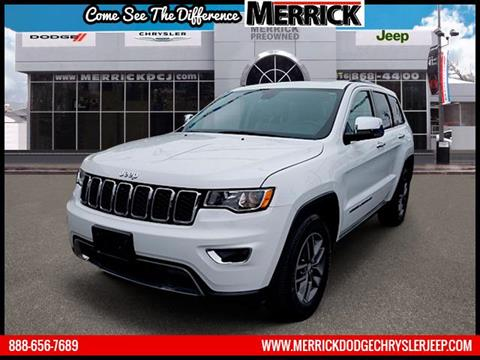 2017 Jeep Grand Cherokee for sale in Wantagh, NY