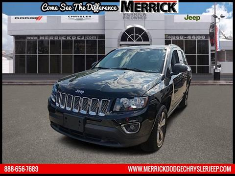 2016 Jeep Compass for sale in Wantagh, NY