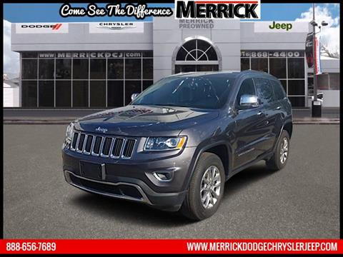 2016 Jeep Grand Cherokee for sale in Wantagh, NY
