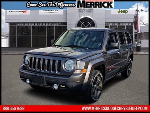 2016 Jeep Patriot for sale in Wantagh, NY