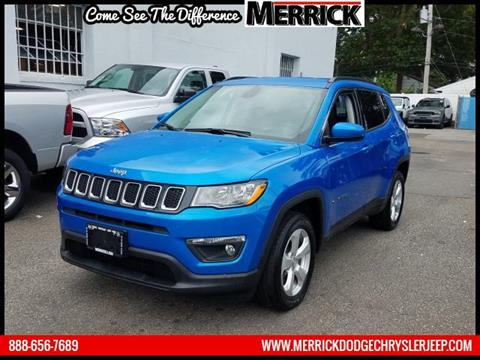 2019 Jeep Compass for sale in Wantagh, NY