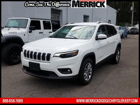 2019 Jeep Cherokee for sale in Wantagh, NY
