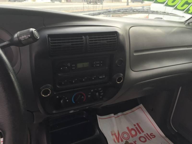 2008 Ford Ranger 4x2 XL 2dr Regular Cab SB - Wantage NJ