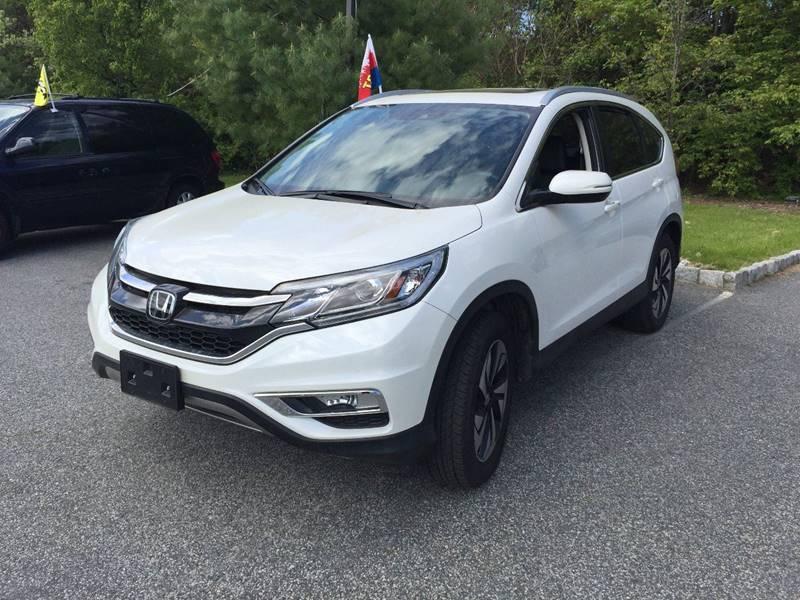 2016 Honda CR-V AWD Touring 4dr SUV - Wantage NJ