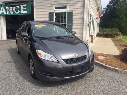 2013 Toyota Matrix for sale in Wantage, NJ