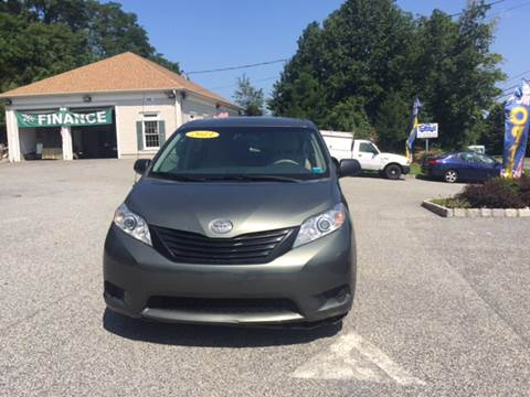 2013 Toyota Sienna for sale in Wantage, NJ