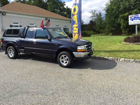 2000 Ford Ranger for sale in Wantage, NJ