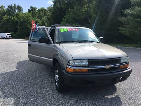 2004 Chevrolet S-10 for sale in Wantage, NJ
