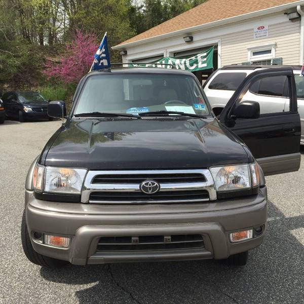 2000 Toyota 4Runner 4dr Limited 4WD SUV - Wantage NJ