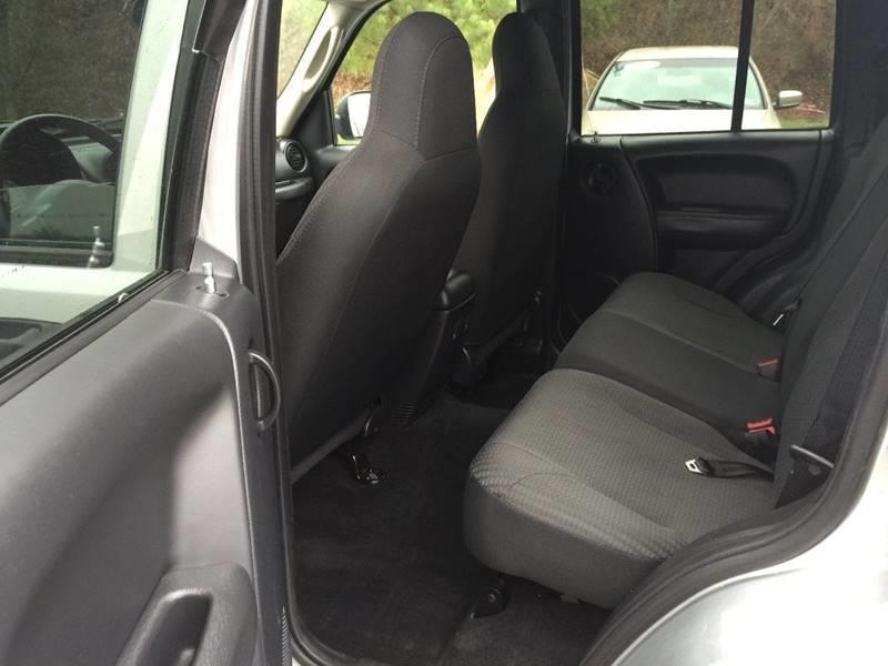 2004 Jeep Liberty Sport 4dr 4WD SUV - Wantage NJ