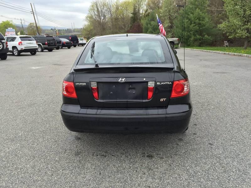 2005 Hyundai Elantra GT 4dr Hatchback - Wantage NJ