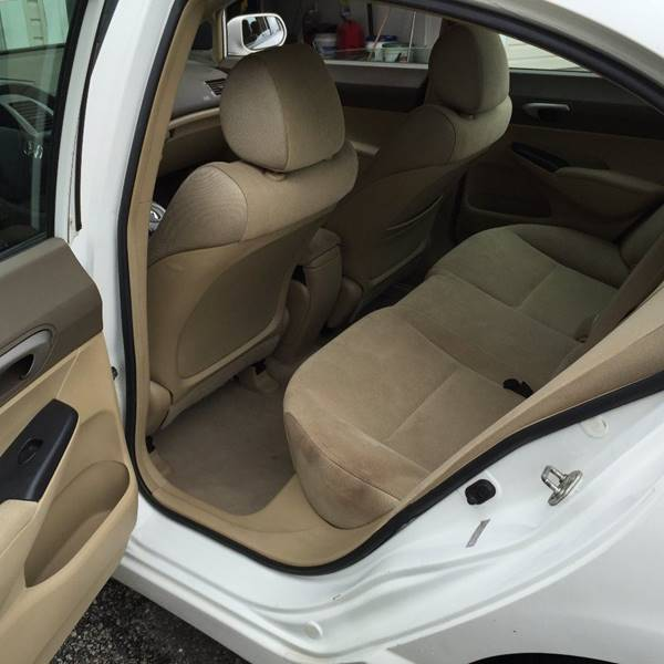 2007 Honda Civic LX 4dr Sedan (1.8L I4 5A) - Wantage NJ