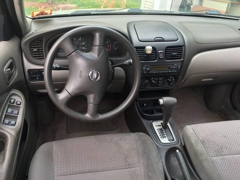 2004 Nissan Sentra 1.8 S 4dr Sedan - Wantage NJ