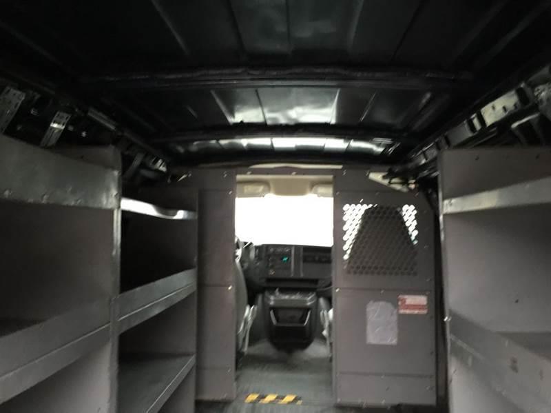 2007 Chevrolet Express Cargo 2500 3dr Cargo Van - Wantage NJ