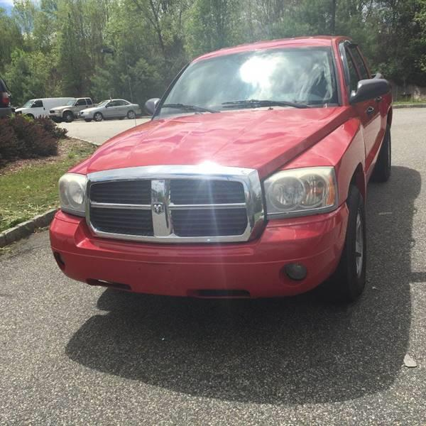 2007 Dodge Dakota SLT 4dr Quad Cab 4x4 SB - Wantage NJ