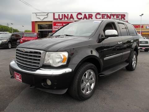 2008 Chrysler Aspen for sale at LUNA CAR CENTER in San Antonio TX
