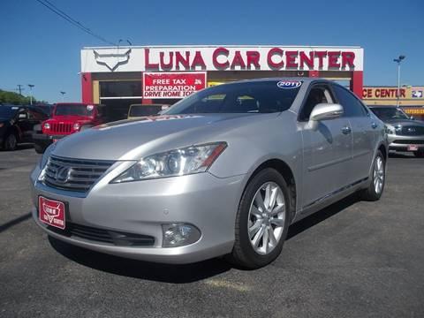 2011 Lexus ES 350 for sale at LUNA CAR CENTER in San Antonio TX