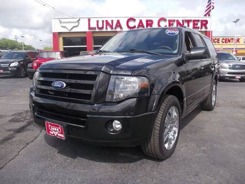 2010 Ford Expedition for sale at LUNA CAR CENTER in San Antonio TX