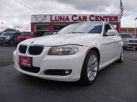 2011 BMW 3 Series for sale at LUNA CAR CENTER in San Antonio TX