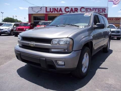 2005 Chevrolet TrailBlazer EXT for sale at LUNA CAR CENTER in San Antonio TX