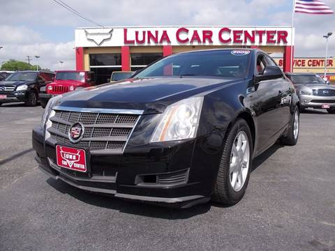 2009 Cadillac CTS for sale at LUNA CAR CENTER in San Antonio TX
